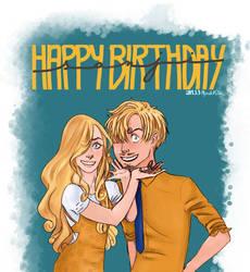Happy birthday Sanji