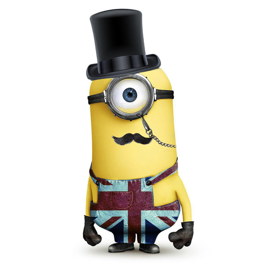 British Minion by memanchi