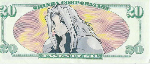 Sephiroth Gil by catgir