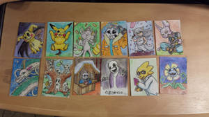 Art cards complete