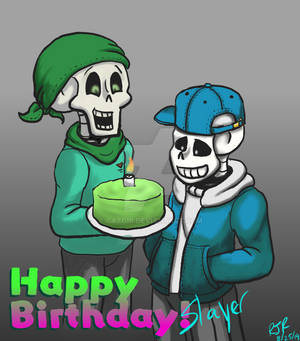 Birthday Gift for SlaYer