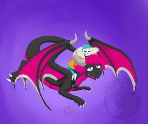Dime the Dragon Rider