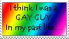 I was gay Stamp 8D by Kazu-Daii