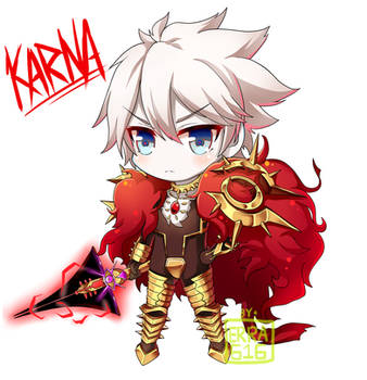 Karna Fate/Extra CCC