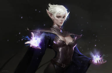Dark Elf- Hecate