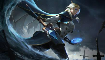 Jaina Proudmoore for prints