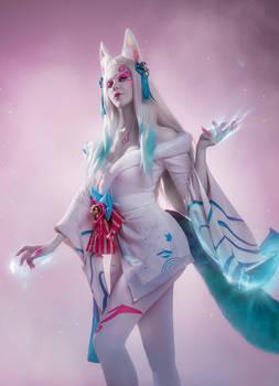 League of Legends |Ahri Spirit Blossom
