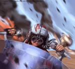 Defensive Racing by Alisaryn