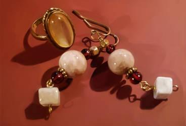 Jewelry by Alisaryn