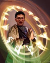 Radiant Physician by Alisaryn
