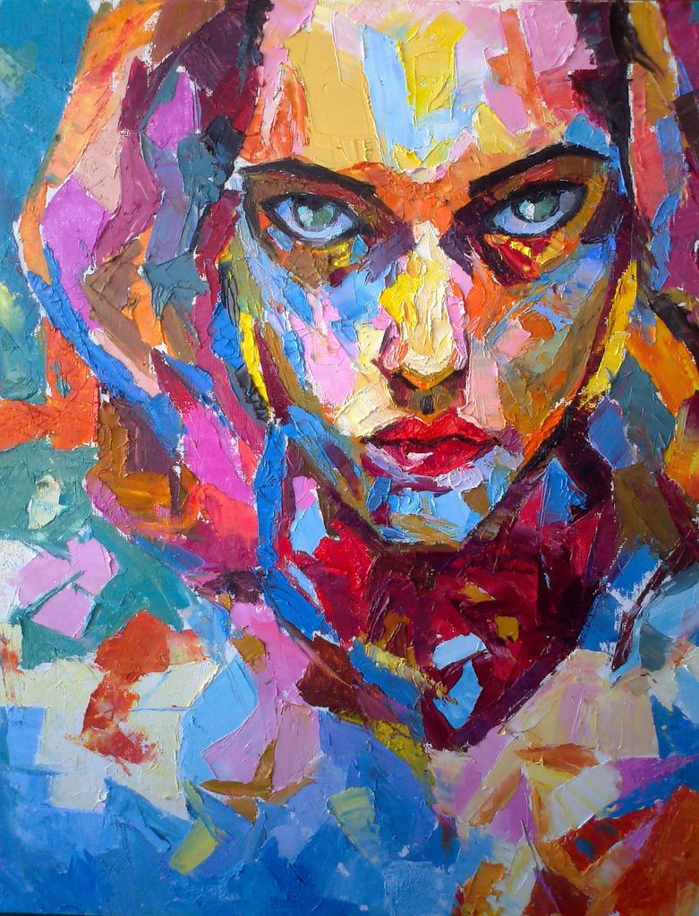 EYES by Poplavskaya
