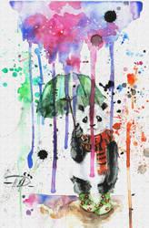 rainy by Poplavskaya
