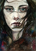Freckled by Poplavskaya