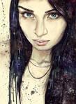 Behind Blue Eyes  commission