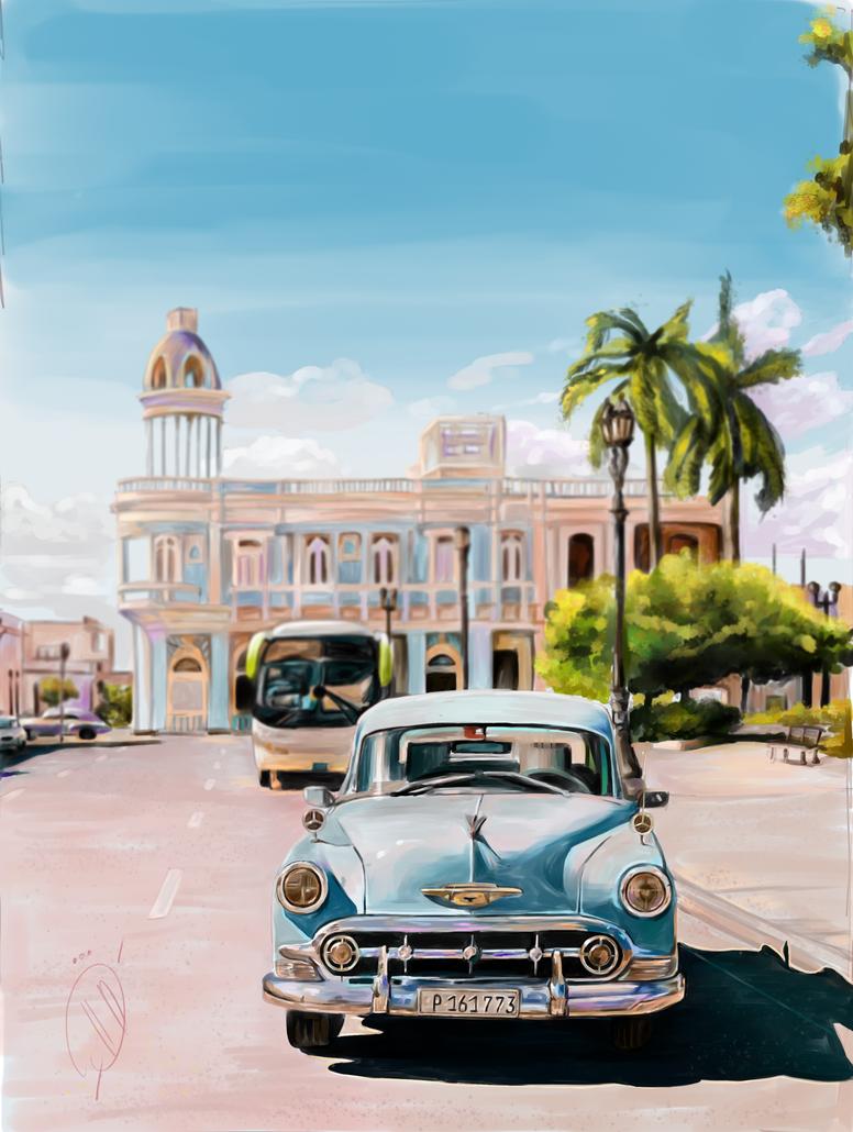 CUBA by Poplavskaya