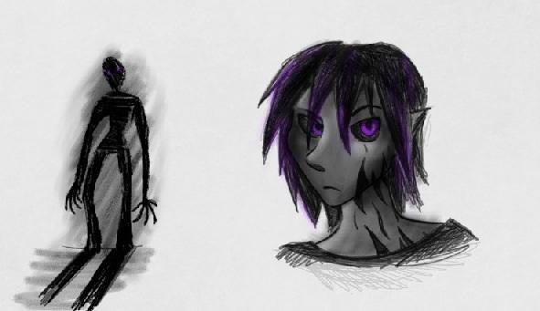 New Demon Concept by TheAssassinsVampire