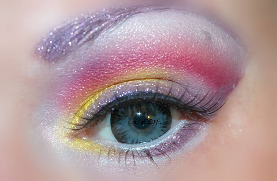 Eye candy makeup