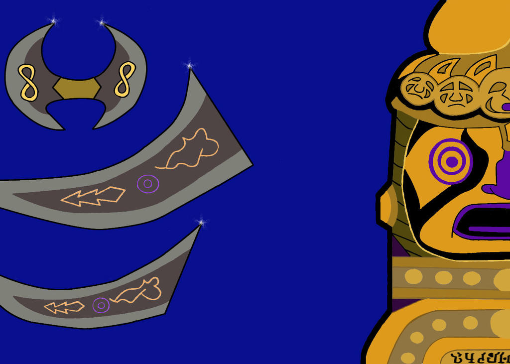 Skyward Sword: KOLOKTOS, ANCIENT AUTOMATION by Kublakhan27