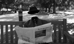 THE INVISIBLE MAN - Image 2 by Lanky-Lefty