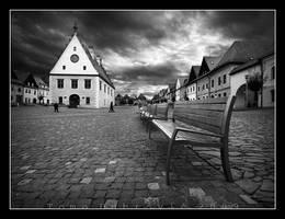 Bardejov BW, 01 by Not-A-Riddle