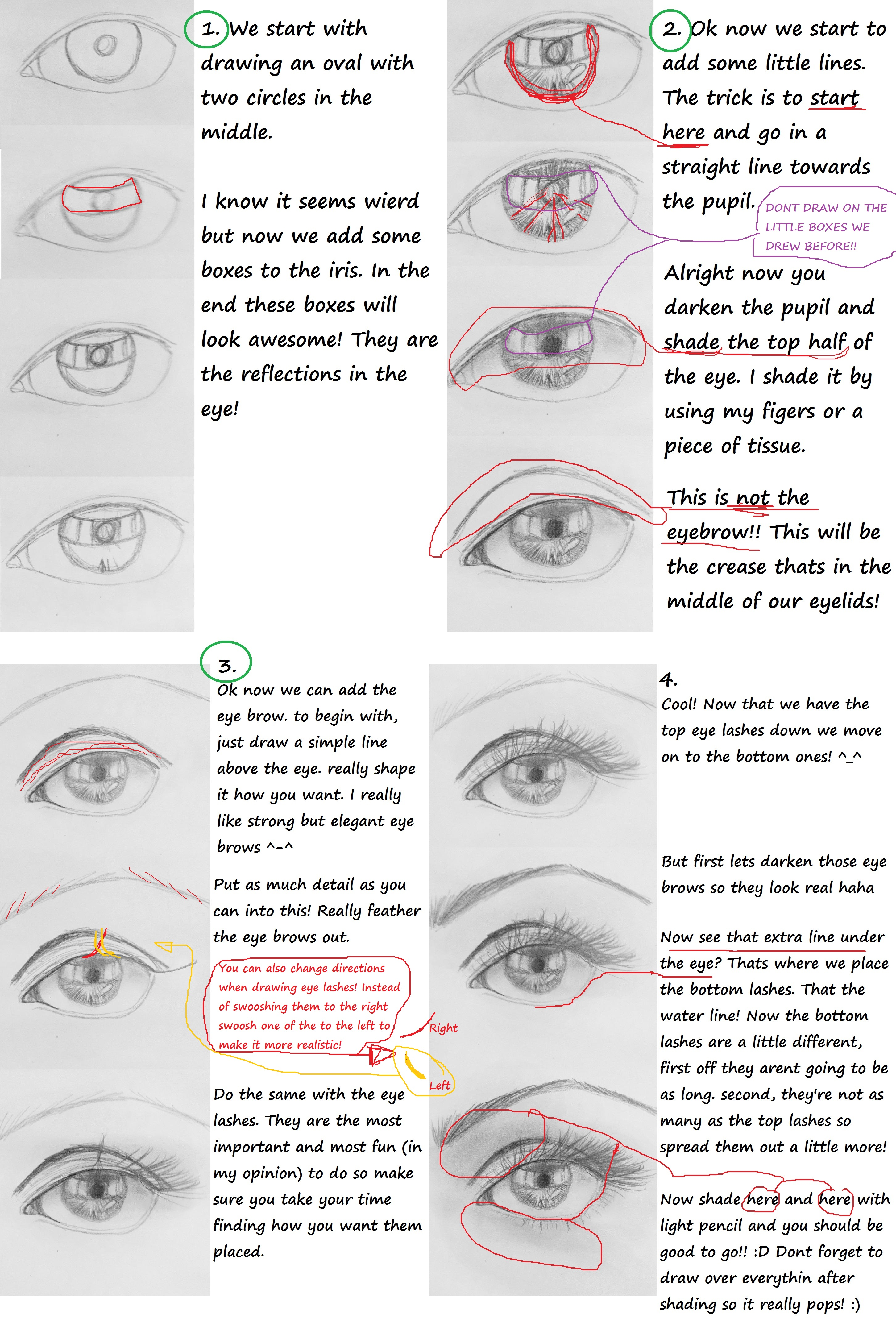 Realistic eye drawing tutorial with pencil by imaginary2095 on realistic eye drawing tutorial with pencil by imaginary2095 ccuart Gallery