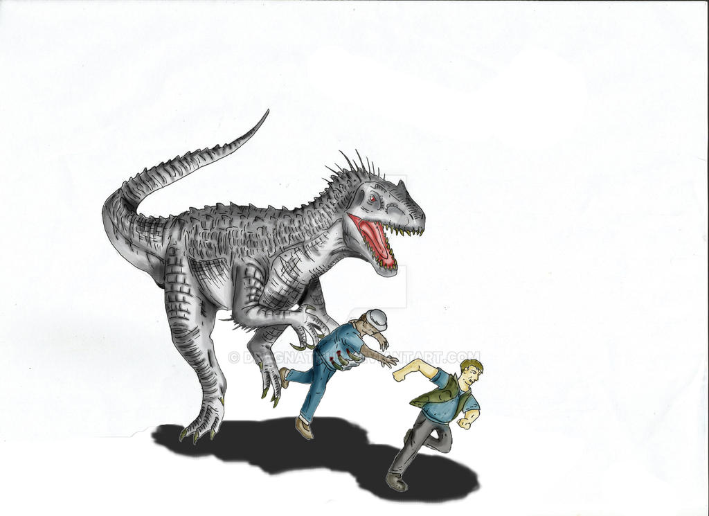 idomimus rex by dragnathus on deviantart