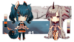 Chibi Vauxen Adopts [CLOSED]