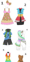 NYP Outfit adopts *CLOSED* by Mishaila