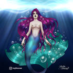 20190507 Mermaid by NeytiriNanami