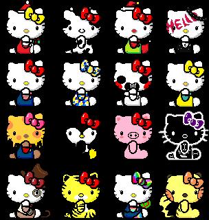 Hello Kitty by shoucchin on DeviantArt