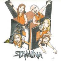 Stam1na - Elokuutio