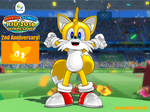 Tails Rio 2016 Olympic Games! 2nd anniversairy! by NordicWiiU7