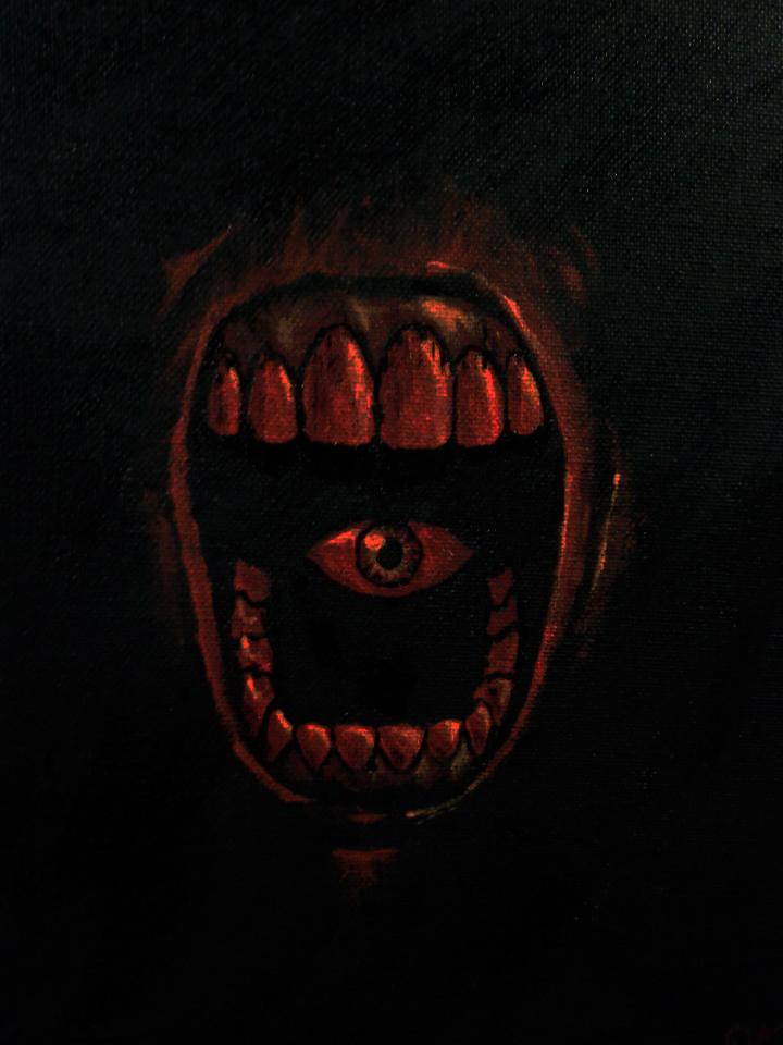 The Evil Eye by Killjoy1230