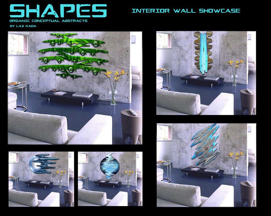 Shapes - Promotonal showcase I by XenonSkys