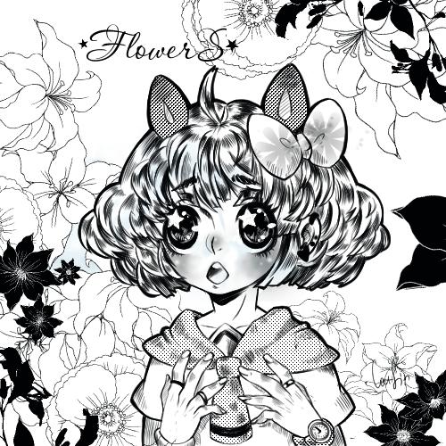 First art in CLIP STUDIO! by Cat-Sin