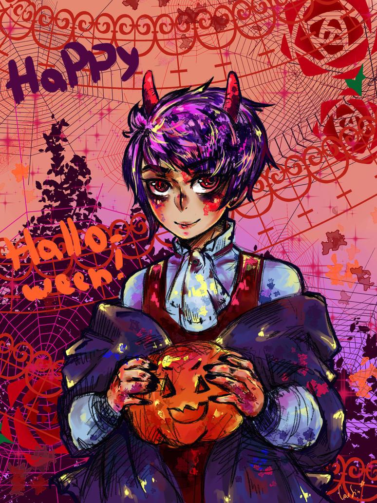 Devil by Cat-Sin
