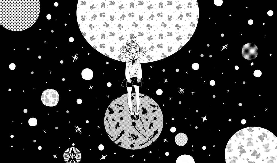 Moon by Cat-Sin
