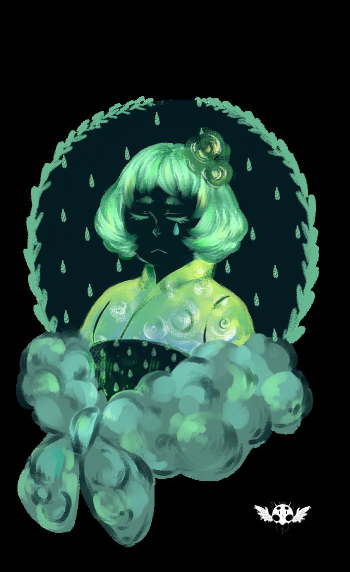 rainy Princess by Cat-Sin