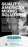 Brawn Mixer Ad by jswanezy
