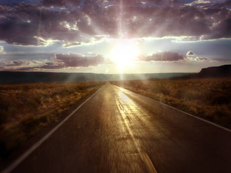Arid Road to Light