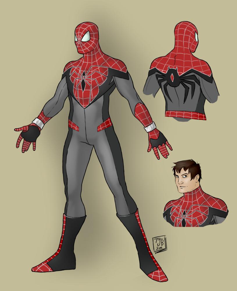Other PRT Spider-Man by WakeMusicAlarm