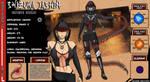 Shizuka Jashin - Bio - Arc 2 by PoodleJockey