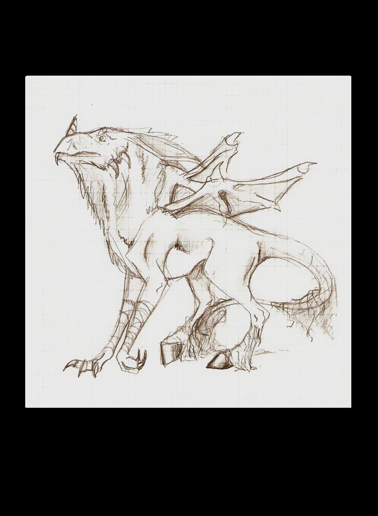 Dragon by Grimmjou