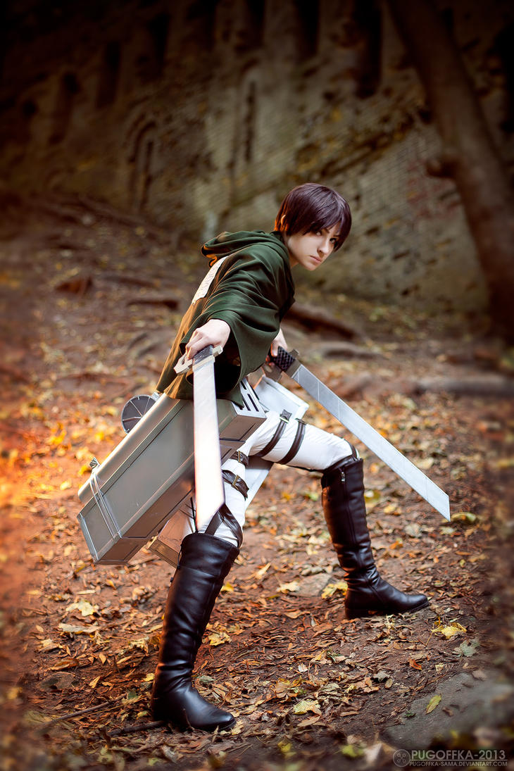 Shingeki no kyojin Eren Jaeger by Grimmjou on DeviantArt