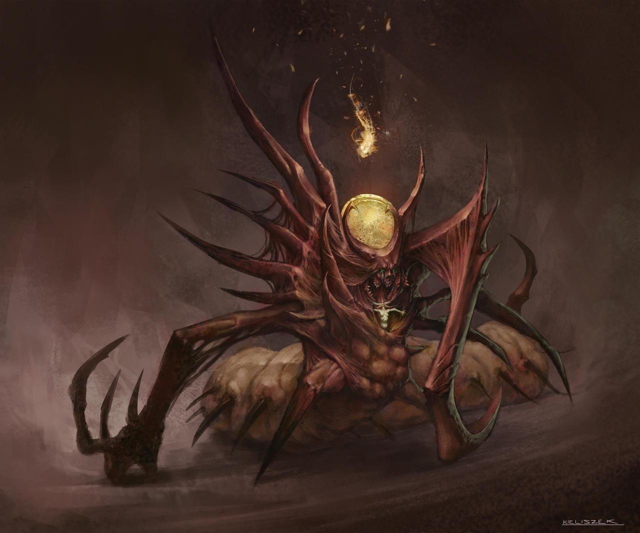 Lilith (Diablo III fanart)