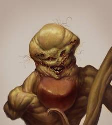 Monstrosity Portrait