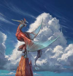 Dragon/Cockatrice Final
