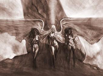 Witch Queen by dariuszkieliszek