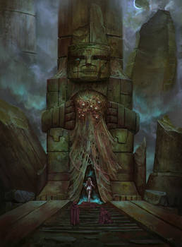 Forgotten Gods - Min