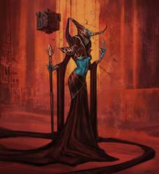 Forgotten Gods - Amunet